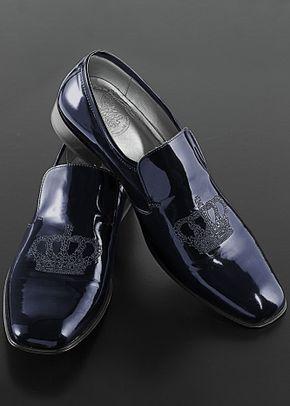 slipper vernice blu, Ottavio Nuccio Gala