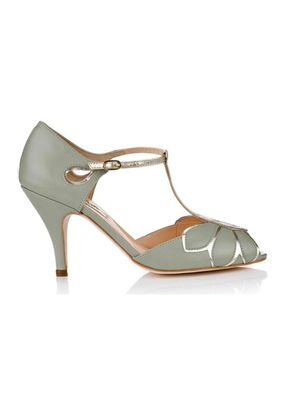 Mimosa Mint Green Shoes, 686