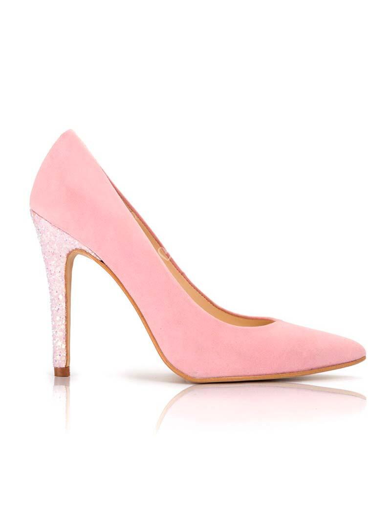 Zapatos de Silvia Navarro - Bodas.net