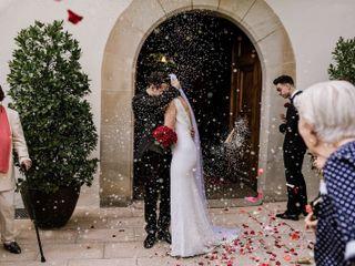 La boda de Mirella y Rubén
