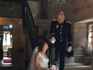 La boda de Noelia  y Albino Manuel 3