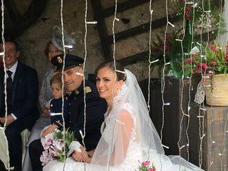 La boda de Noelia  y Albino Manuel 1