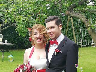 La boda de Patry y Víctor 2