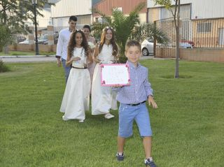 La boda de Mª Carmen  y Paco  2