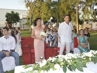 La boda de Mª Carmen  y Paco