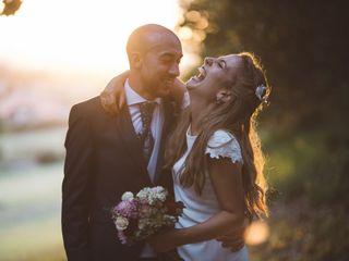 La boda de Tania y Nestor