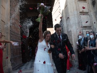 La boda de Julia y Manolo