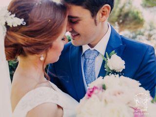 La boda de Mirian López y Salva Medina