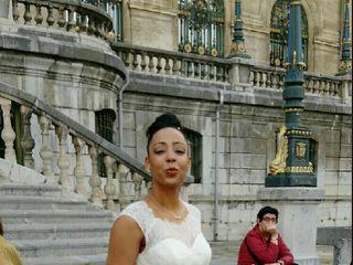 La boda de Clarabel  y Oyaiky 2