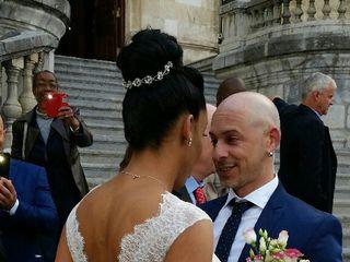 La boda de Clarabel  y Oyaiky 3