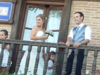 La boda de Zuriñe  y Josu  1