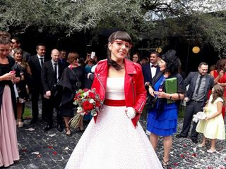 La boda de Sari y Julio 1