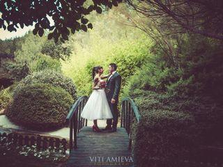 La boda de Sari y Julio