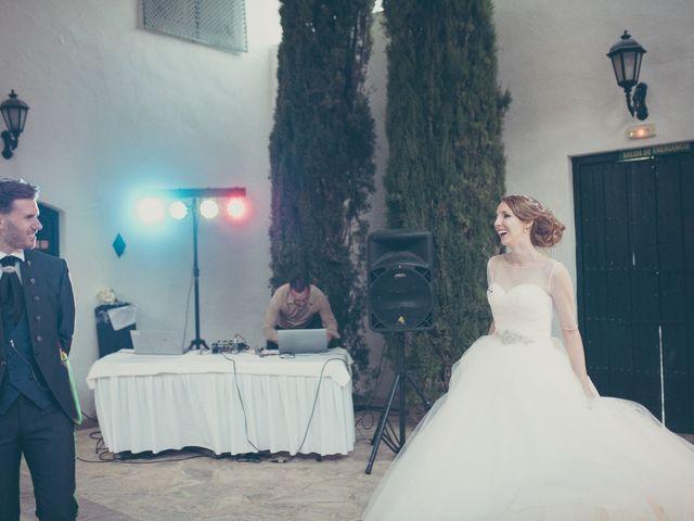 La boda de Abel y María  en Málaga, Málaga 23