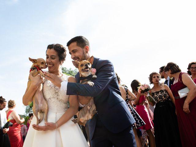 La boda de Albert y Marta en Vilanova Del Valles, Barcelona 21