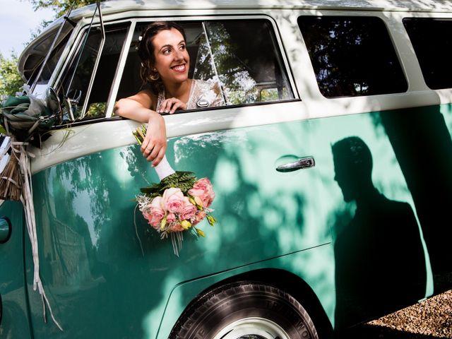 La boda de Albert y Marta en Vilanova Del Valles, Barcelona 25