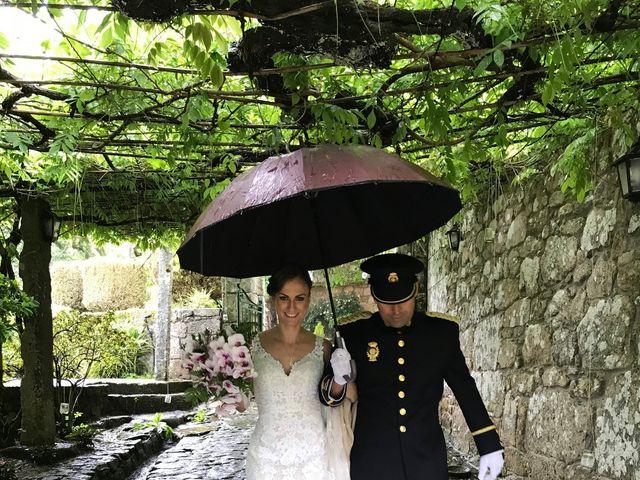 La boda de Albino Manuel y Noelia  en Moraña, Pontevedra 1