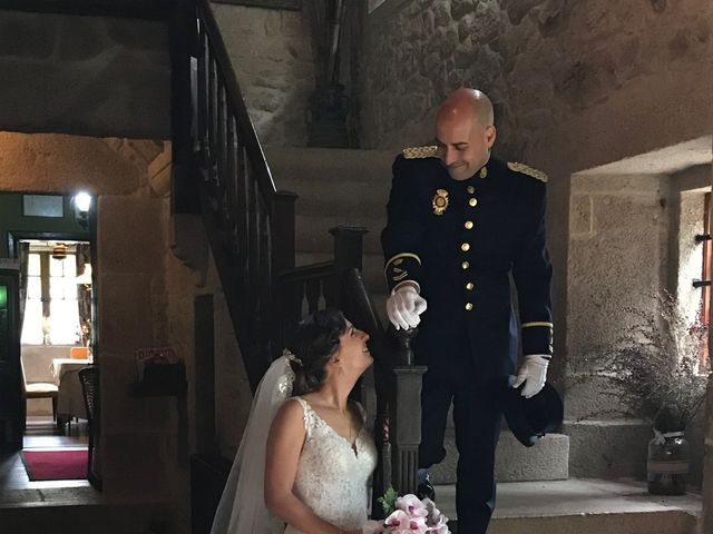 La boda de Albino Manuel y Noelia  en Moraña, Pontevedra 2