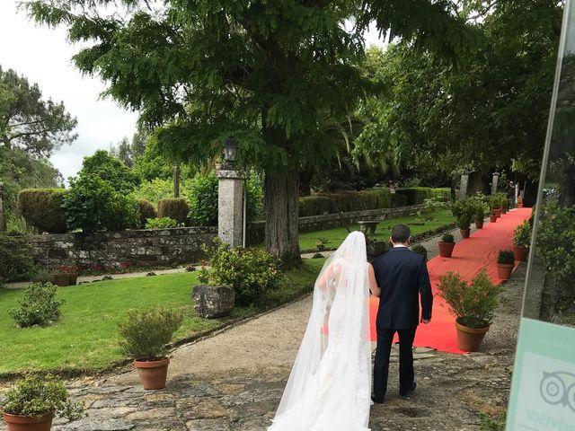 La boda de Albino Manuel y Noelia  en Moraña, Pontevedra 5
