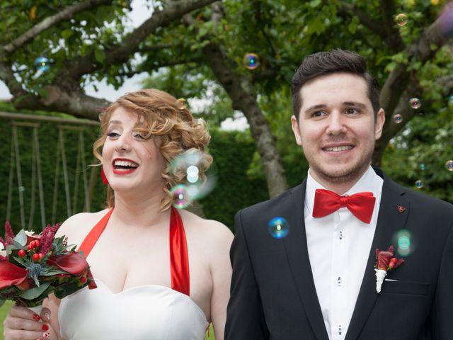 La boda de Patry y Víctor