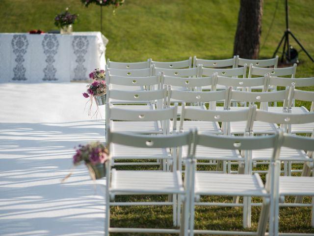 La boda de Santi y Arancha en Alalpardo, Madrid 8