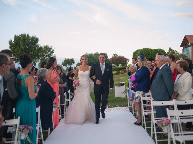 La boda de Santi y Arancha en Alalpardo, Madrid 13