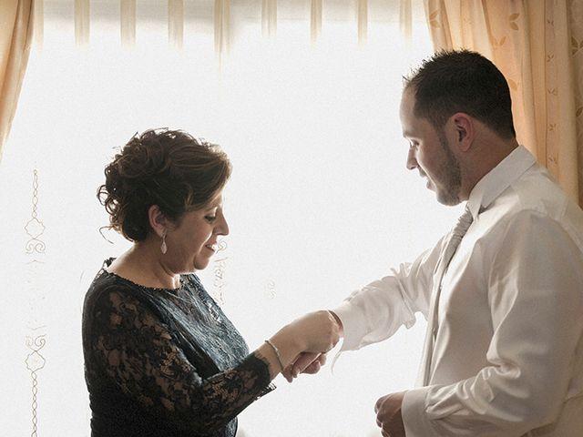 La boda de Yesica y Fernando en Albalat Dels Tarongers, Valencia 10
