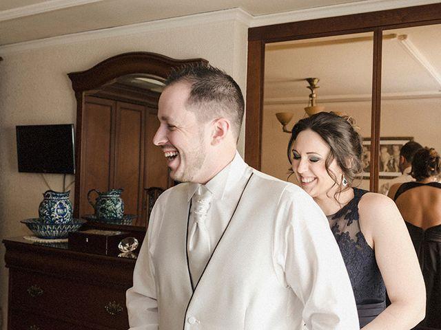 La boda de Yesica y Fernando en Albalat Dels Tarongers, Valencia 11
