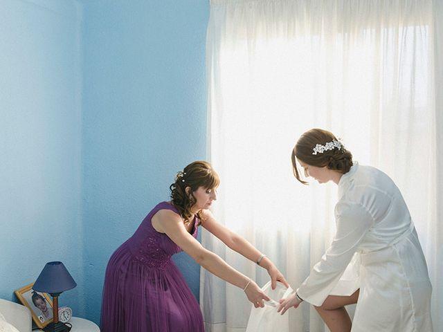 La boda de Yesica y Fernando en Albalat Dels Tarongers, Valencia 44