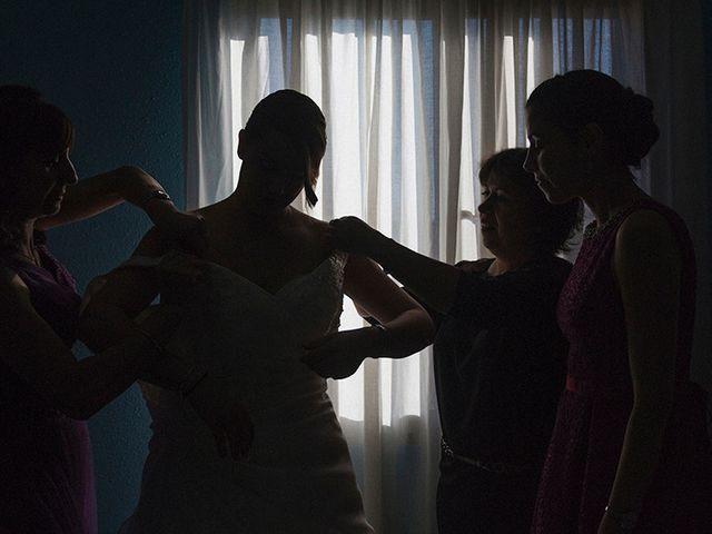 La boda de Yesica y Fernando en Albalat Dels Tarongers, Valencia 48