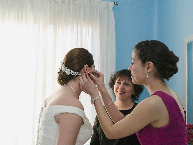 La boda de Yesica y Fernando en Albalat Dels Tarongers, Valencia 51