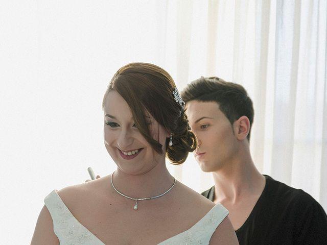 La boda de Yesica y Fernando en Albalat Dels Tarongers, Valencia 58