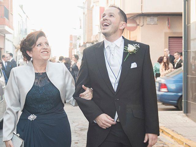 La boda de Yesica y Fernando en Albalat Dels Tarongers, Valencia 63