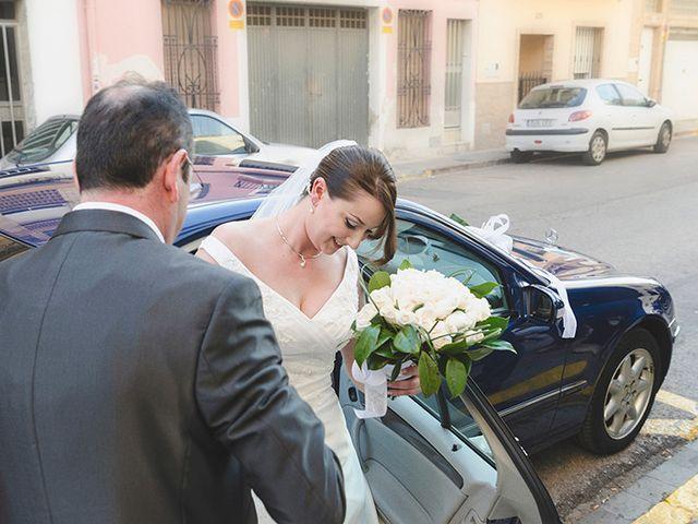 La boda de Yesica y Fernando en Albalat Dels Tarongers, Valencia 65