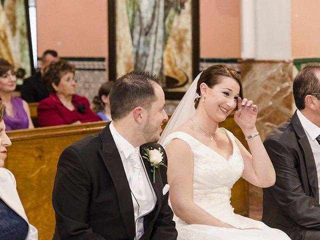 La boda de Yesica y Fernando en Albalat Dels Tarongers, Valencia 67