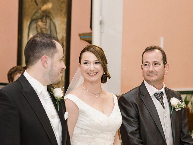 La boda de Yesica y Fernando en Albalat Dels Tarongers, Valencia 69