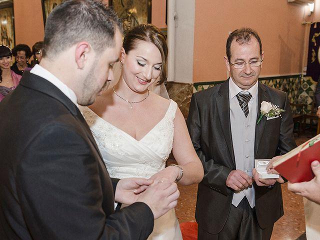 La boda de Yesica y Fernando en Albalat Dels Tarongers, Valencia 70