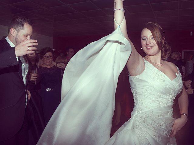 La boda de Yesica y Fernando en Albalat Dels Tarongers, Valencia 79