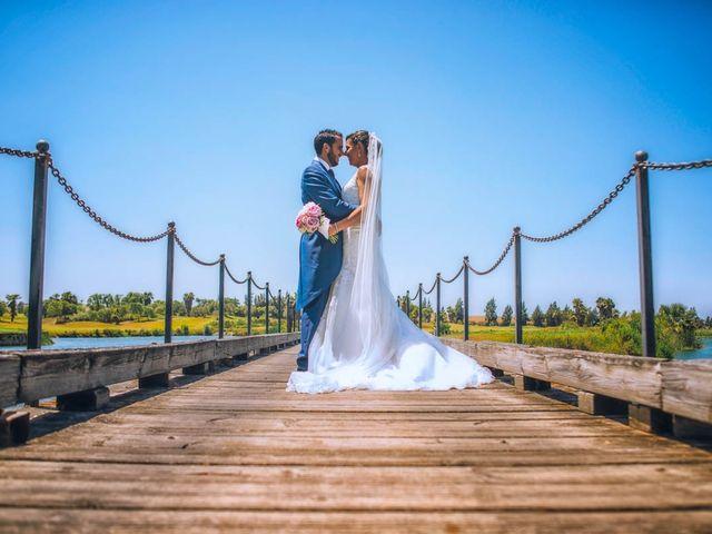 La boda de Ursula y Alberto