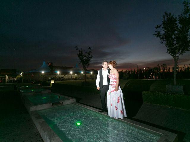 La boda de Miryam y  Vicente