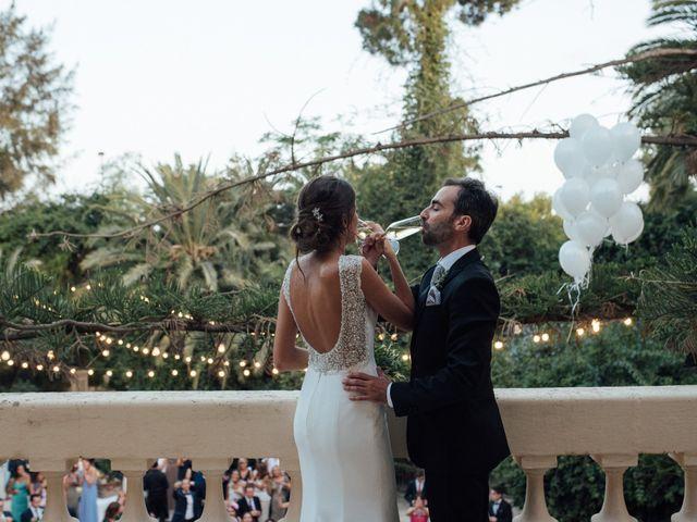 La boda de Carlos y Sofía en Alacant/alicante, Alicante 1