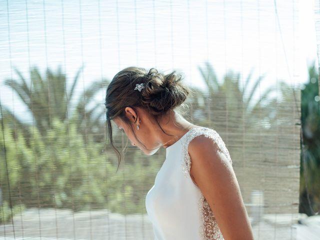 La boda de Carlos y Sofía en Alacant/alicante, Alicante 4