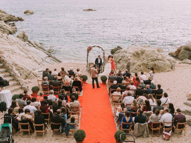 La boda de Miquel y Vanesa en Platja D'aro, Girona 4
