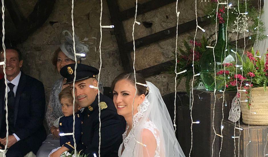 La boda de Albino Manuel y Noelia  en Moraña, Pontevedra