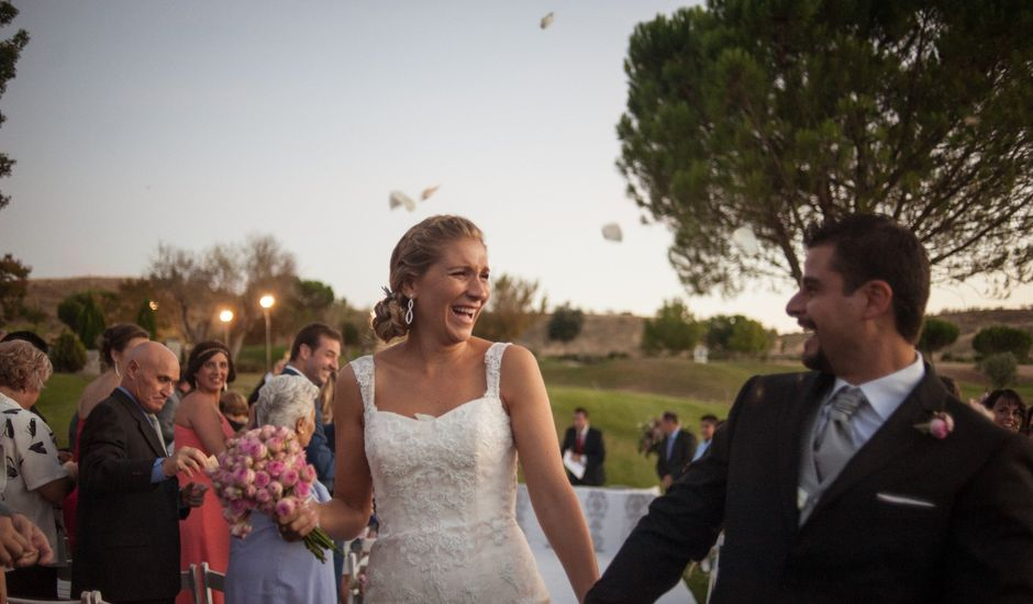 La boda de Santi y Arancha en Alalpardo, Madrid