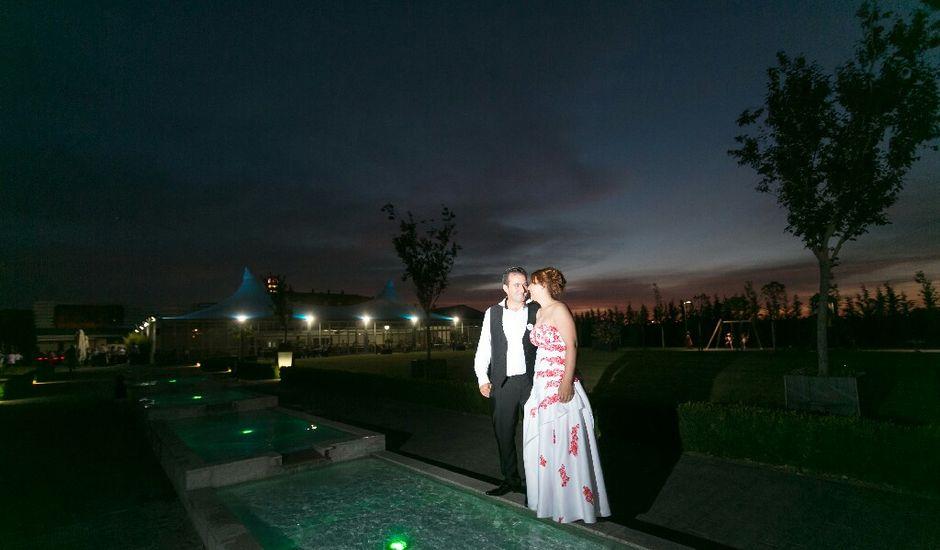 La boda de  Vicente  y Miryam en Mayalde, Zamora