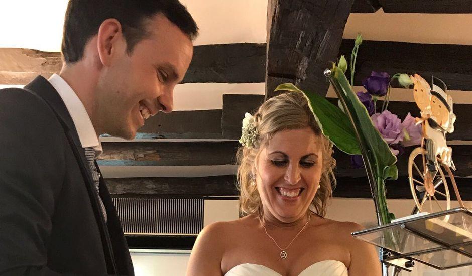La boda de Josu  y Zuriñe  en Amurrio, Álava