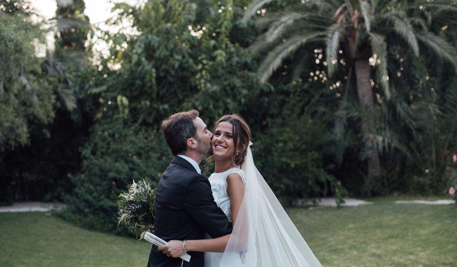 La boda de Carlos y Sofía en Alacant/alicante, Alicante