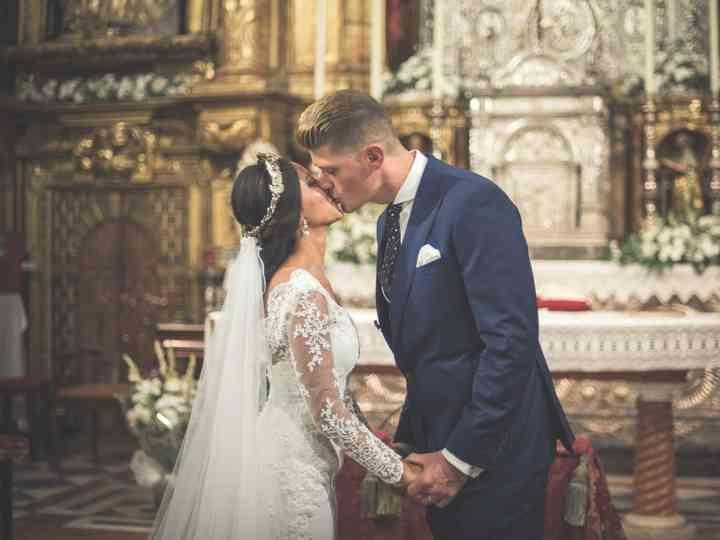 La boda de Ángeles y Francis