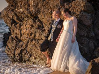 La boda de Iñaki y Laura